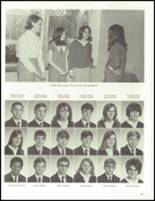 1970 Northeast Guilford High School Yearbook Page 154 & 155
