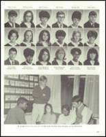 1970 Northeast Guilford High School Yearbook Page 158 & 159