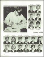 1970 Northeast Guilford High School Yearbook Page 168 & 169