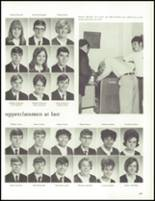1970 Northeast Guilford High School Yearbook Page 172 & 173