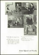 1940 Girard High School Yearbook Page 12 & 13