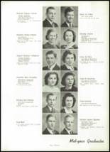 1940 Girard High School Yearbook Page 16 & 17