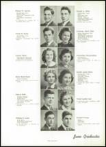 1940 Girard High School Yearbook Page 22 & 23