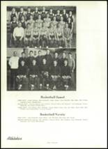 1940 Girard High School Yearbook Page 48 & 49