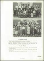 1940 Girard High School Yearbook Page 56 & 57