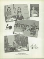1958 Douglas County High School Yearbook Page 44 & 45