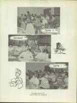 1958 Douglas County High School Yearbook Page 46 & 47