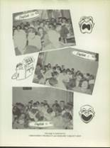 1958 Douglas County High School Yearbook Page 52 & 53