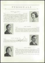 1937 Hope High School Yearbook Page 10 & 11