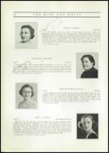 1937 Hope High School Yearbook Page 12 & 13