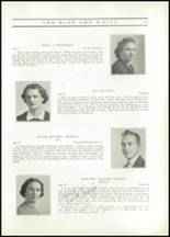 1937 Hope High School Yearbook Page 14 & 15