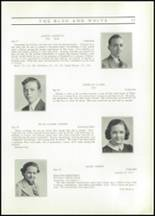 1937 Hope High School Yearbook Page 16 & 17