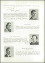 1937 Hope High School Yearbook Page 18 & 19