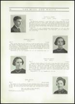 1937 Hope High School Yearbook Page 28 & 29