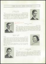 1937 Hope High School Yearbook Page 30 & 31