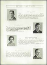 1937 Hope High School Yearbook Page 36 & 37