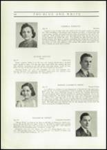 1937 Hope High School Yearbook Page 38 & 39