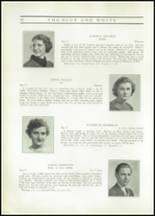 1937 Hope High School Yearbook Page 44 & 45