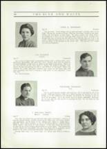 1937 Hope High School Yearbook Page 48 & 49