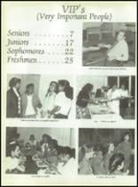 1989 Father Yermo High School Yearbook Page 10 & 11
