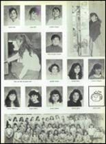 1989 Father Yermo High School Yearbook Page 30 & 31