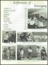 1989 Father Yermo High School Yearbook Page 32 & 33
