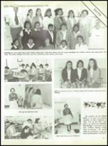 1989 Father Yermo High School Yearbook Page 36 & 37