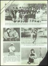 1989 Father Yermo High School Yearbook Page 42 & 43