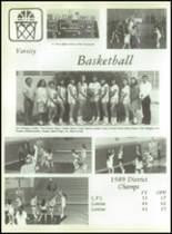 1989 Father Yermo High School Yearbook Page 50 & 51
