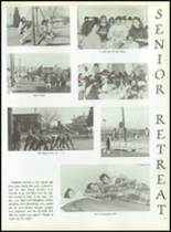 1989 Father Yermo High School Yearbook Page 54 & 55