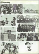 1989 Father Yermo High School Yearbook Page 62 & 63