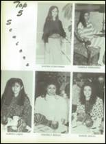 1989 Father Yermo High School Yearbook Page 80 & 81