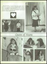 1989 Father Yermo High School Yearbook Page 84 & 85