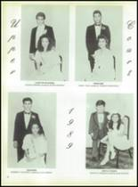1989 Father Yermo High School Yearbook Page 88 & 89