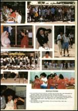 1989 Father Yermo High School Yearbook Page 104 & 105