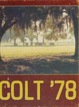 1978 Yearbook North Marion High School