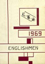 1969 Yearbook English High School