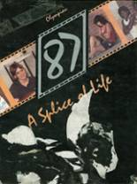 1987 Yearbook Palo Verde High School