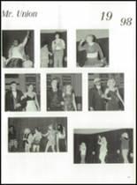 1998 Redford Union High School Yearbook Page 14 & 15