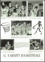 1998 Redford Union High School Yearbook Page 110 & 111