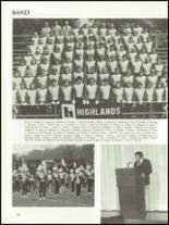 1977 Highlands High School Yearbook Page 188 & 189