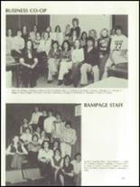 1977 Highlands High School Yearbook Page 208 & 209