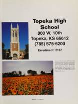 Topeka High School Class of 1998 Reunions - Yearbook Page 4