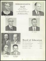 1963 Lee Edwards High School Yearbook Page 24 & 25