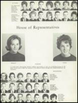 1963 Lee Edwards High School Yearbook Page 30 & 31