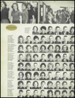 1963 Lee Edwards High School Yearbook Page 34 & 35