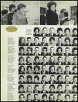 1963 Lee Edwards High School Yearbook Page 36 & 37