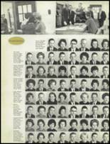 1963 Lee Edwards High School Yearbook Page 40 & 41