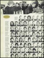 1963 Lee Edwards High School Yearbook Page 42 & 43