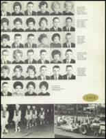 1963 Lee Edwards High School Yearbook Page 46 & 47